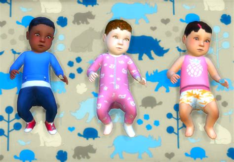 sims 4 cc baby stuff ts4 baby clothes tumblr