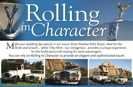 rolling in character