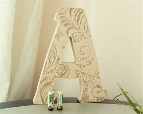 decoration wooden letters home decor wood fathers day