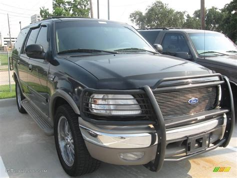 Expedition E6621b Silver Black White 2000 black ford expedition eddie bauer 17329084 gtcarlot car color galleries