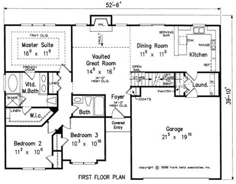 house plans quebec quebec house floor plan frank betz associates