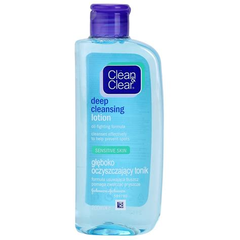 Toner Clean And Clear clean clear cleansing cleansing toner