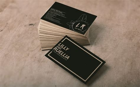 Visitenkarten Inspiration 40 ausgefallene visitenkarten inspirationen f 252 r 2017