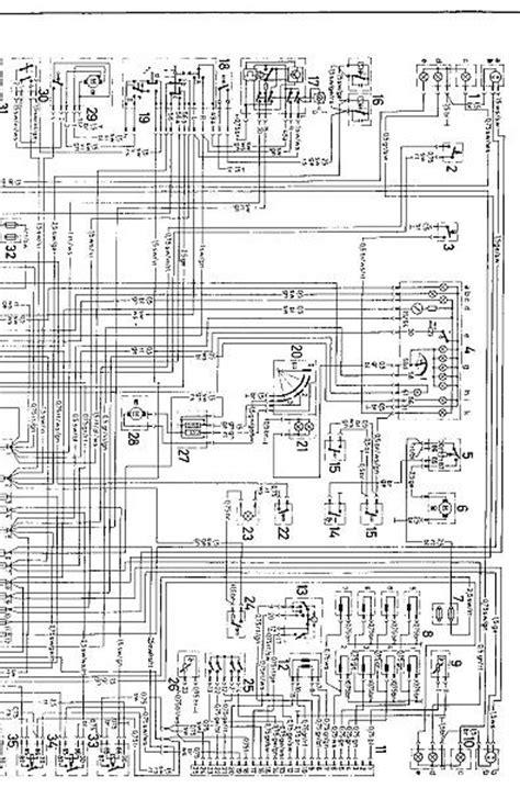 Mercedes 280sl wiring diagram