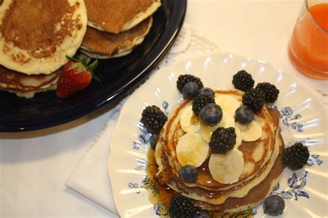 Pancake Cottage by Cottage Cheese Pancakes