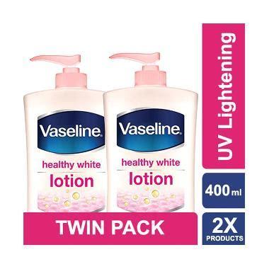 Phytolab Healthy Skin Lotion Baru jual vaseline lotion healthy white uv lightening 400 ml pack harga kualitas
