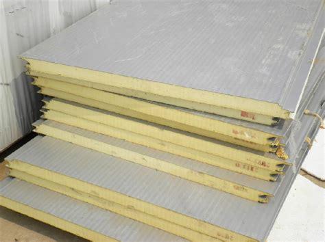 heat insulation pu roof sandwich panel jialiang china