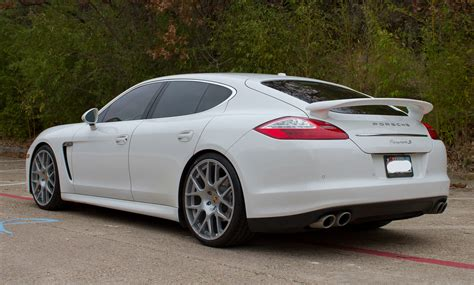 porsche spoiler best aftermarket porsche panamera rear spoilers and wings
