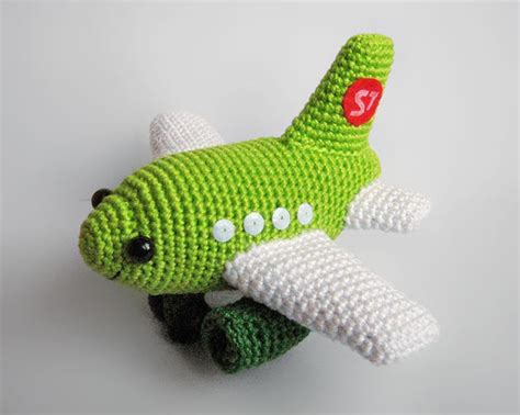 amigurumi airplane pattern free small plane amigurumi pattern amigurumipatterns net