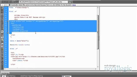 convert html to pdf in php with dompdf codexworld v 237 deo aula php dompdf criar pdf html youtube