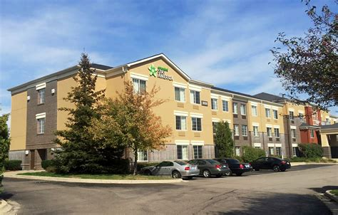Hotels With Kitchens In Southfield Mi by Book Extended Stay America Detroit Southfield