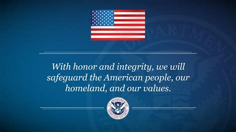 johnson announces new dhs mission statement