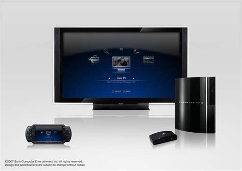 Tuner Tv Sony Le Tuner Tv Pour La Ps3 Date Et Prix De Commercialisation Mag
