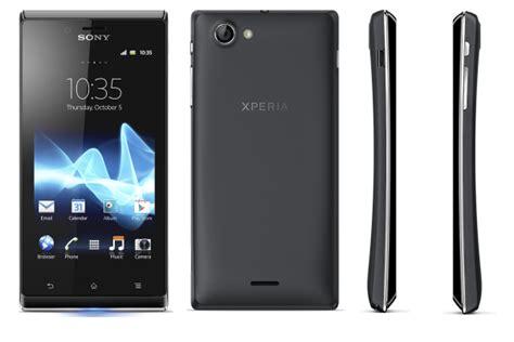 Hp Android Sony J hp murah sony xperia kata kata sms