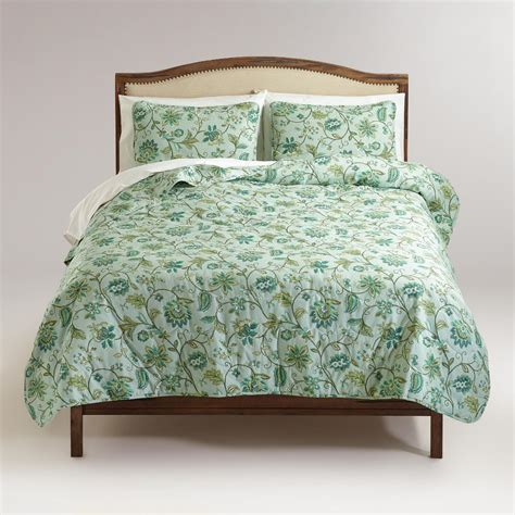 world market bedding floral liliana bedding collection world market