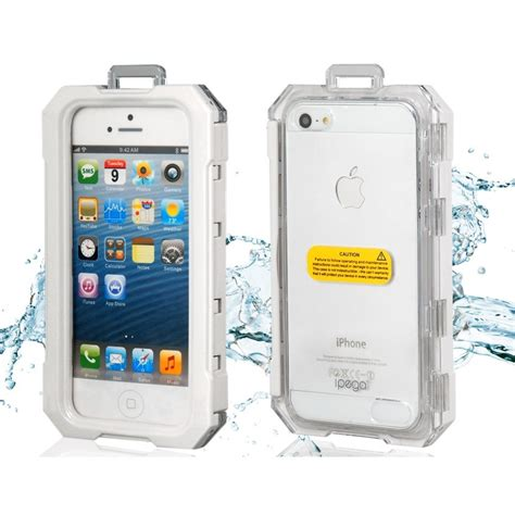 Ipega Slim Waterproof Protective For Iphone 55sse Biru ipega waterproof protective for iphone 5 5s pg i5005 white jakartanotebook