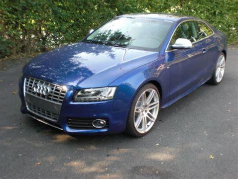 Audi A5 Farben by Audi S5 In Der Farbe Racing Blue Mica Audi A5 B8