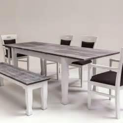 landhausstil tisch ausziehbarer esstisch batista im landhausstil wohnen de