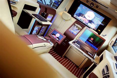 Tv Mobil Brabus 2010 brabus mercedes viano