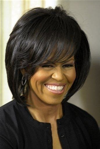what is with michelle obama hair style 17 best ideas about michelle obama hair on pinterest
