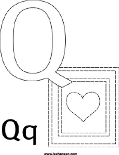 Q For Quilt Coloring Page by Alphabet Letter Q Coloring Sheet Printable Quilt Picture