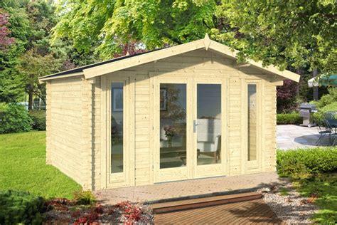 Alpholz Gartenhaus alpholz gartenhaus mirko modern