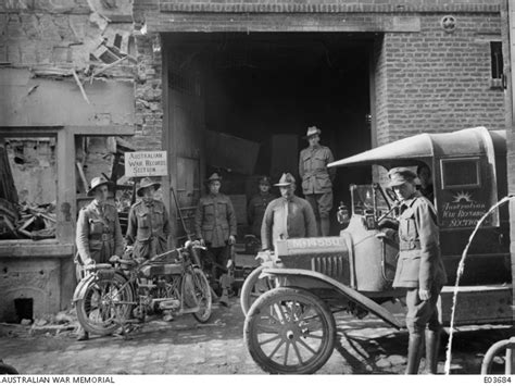 Australian Records Home Centenary Of Ww1 In Orange
