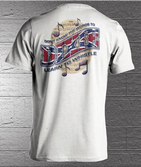Whistling Dixie T Shirt   Clark Studio Printing Shirts