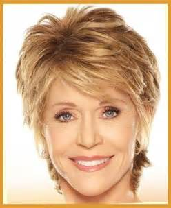 are fonda hairstyles wigs or own hair jane fonda short hairstyles with regard to cozy