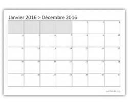 Calendrier 6 Mois 2016 Imprimer Calendrier 2016 Gratuitement Pdf Xls Et Jpg