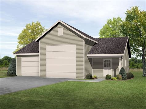 Just Garage Plans by Plan 2802 Just Garage Plans