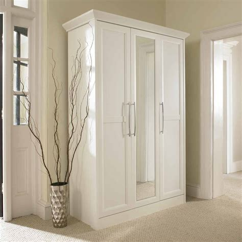 white armoire with mirrored door image of door mirrored armoire chifferobes pinterest