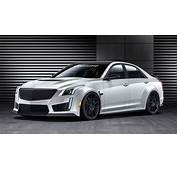 Hennessey Cadillac CTS V 2016 Announced