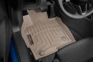 Weathertech Floor Mats Weathertech 174 454191 Mazda Cx 5 2013 2015 Digitalfit