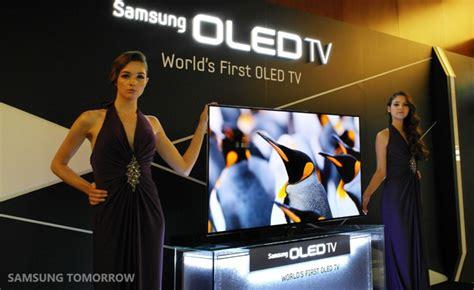 Samsung Oled Tv Es9500 la tv oled 55 de samsung bient 244 t disponible