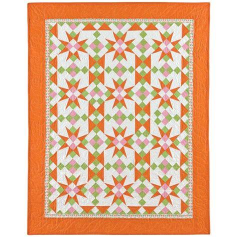 Accuquilt Go Quilt Patterns by Go Cactus Flower Quilt Accuquilt Accuquilt Patterns
