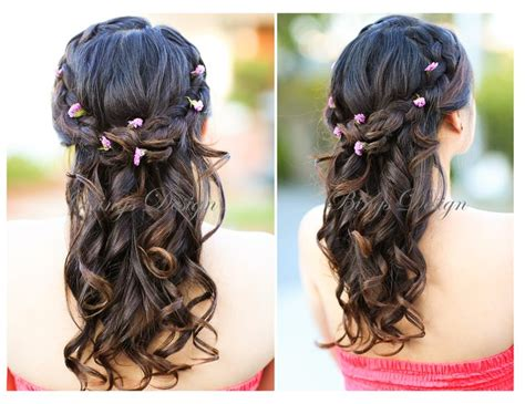 hairstyles for long hair sweet 16 17 best images about bings design hairstyles on