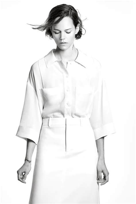 Freja Beha Erichsen Models ZARA Summer 2020 Looks