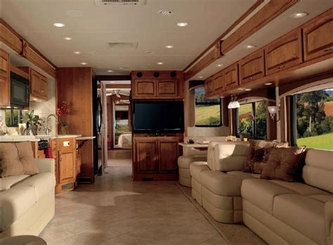Fleetwood Bounder Floor Plans roaming times rv news and overviews