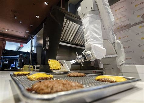 robo chef miso robotics     lab