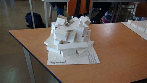 figuras geometricas maquetas art kitecturakito abstraccion de maquetas