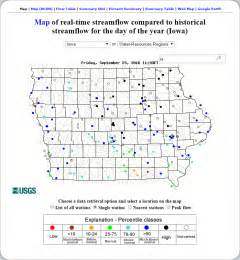 flooding map iowa flooding maps 2016 news updates national weather