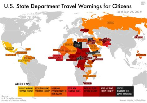 What Countries Can You Travel To With A Criminal Record U S Government To American Stay Away From These Countries Salon