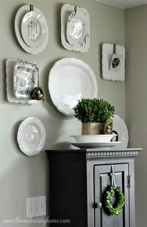 17 best ideas about plate wall decor on plate