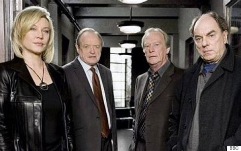 Company Doing New Tricks by Dennis Waterman Finally Departs New Tricks Is He A