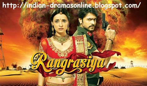 color tv dramas rangrasiya 30th may 2014 episode by colors tv