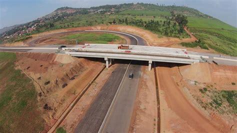 express road entebbe express highway nears completion pepper uganda