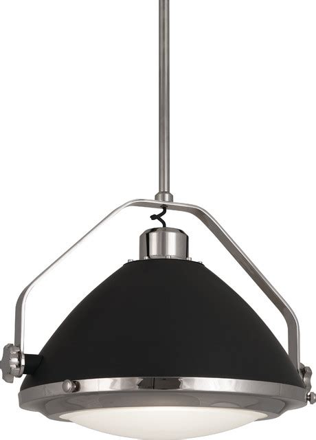 Robert Williamsburg Tucker Pendant Nickel Robert Apollo Pendant Contemporary Pendant Lighting By Seldens Furniture