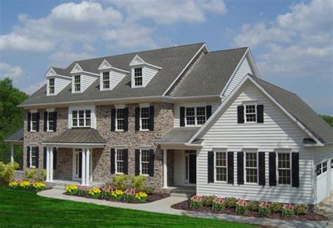 the fordham model by castle rock builders the arlington model by castle rock builders