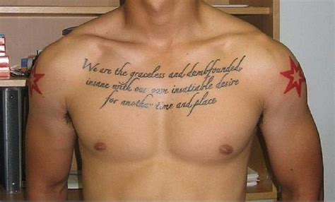 quote tattoo placement for guys quote tattoos for men mens quote tattoo ideas